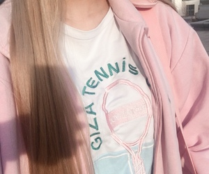 aesthetic, tennis, and clothes image
