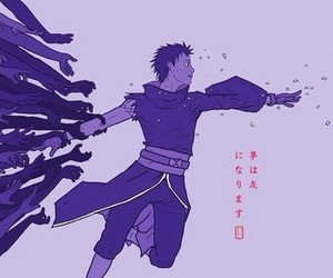naruto, obito, and anime image