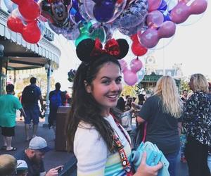 around the world, balloons, and disney image