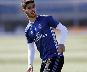 real madrid, training, and marco asensio image
