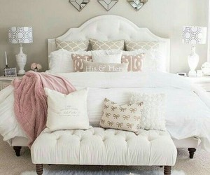 bedroom, decoration, and fashion image