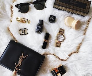 accessoires, beauty, and chanel image