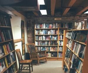 books, grunge, and inspiration image