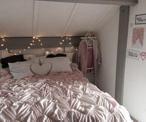 bed, disney, and diy image