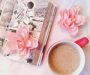 beautiful, book, and chocolate image