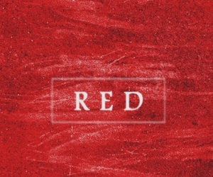 red, wallpaper, and colors image