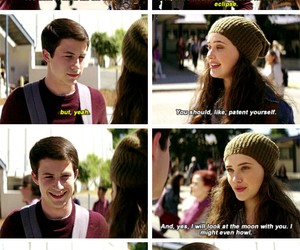 thirteen reasons why, clay jensen, and 13 reasons why image