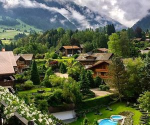 gstaad, holidays, and mountains image