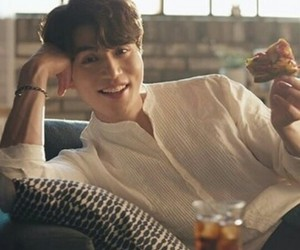 tvc, kdrama, and lee dong wook image