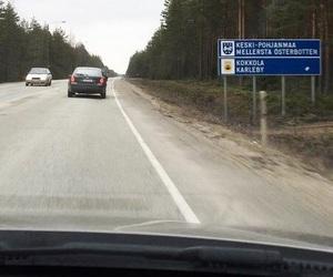 car, finnish, and wanderlust image