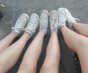 converse and friends image