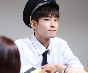 handsome, wonwoo, and Seventeen image