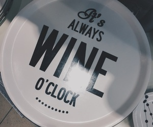 always, funny, and wine image