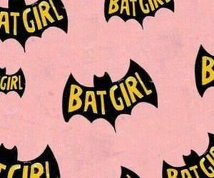 wallpaper, batgirl, and batman image