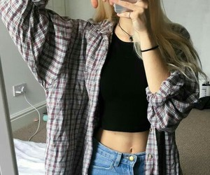 90's, fashion, and girl image