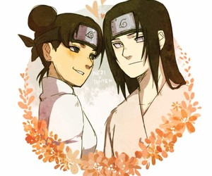 naruto, tenten, and neji image