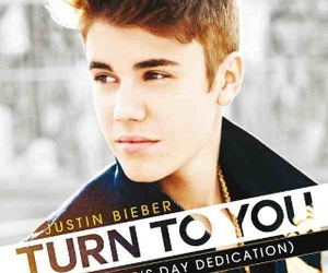 justin bieber, turn to you, and justin image