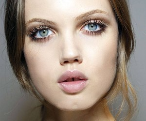 face, pretty, and model image