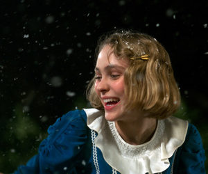 movie, lily rose depp, and planetarium image