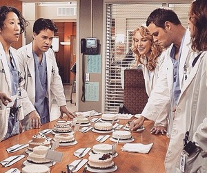 magic and grey's anatomy image