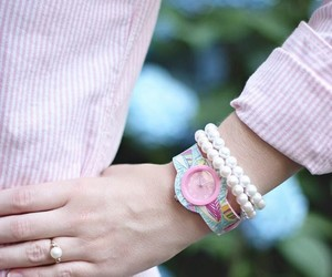 fashion, pearls, and preppy image