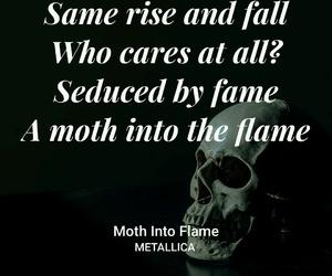 band, fame, and Lyrics image
