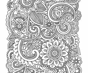 flower and mandala image