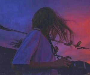 grunge, sky, and aesthetic image