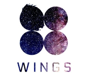 bts and wings image