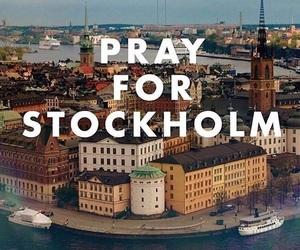 pray, stockholm, and sweden image