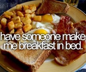 before i die, breakfast, and food image