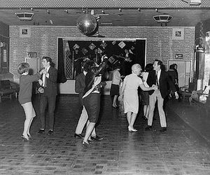 the beatles, 60's, and dance image
