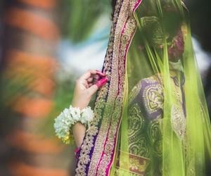 bride, hindi, and bengali image