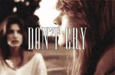don't cry, Guns N Roses, and axl rose image