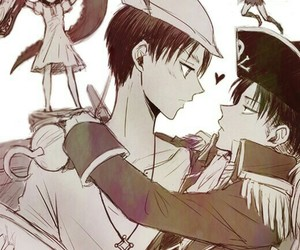 ereri and riren image