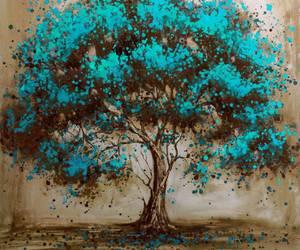 tree and art image