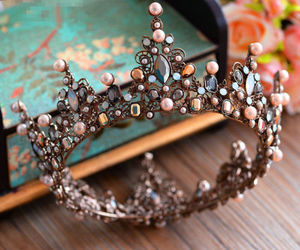 crown, ebay, and tiara image