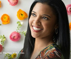 hamilton, The New York Times, and renee elise goldsberry image