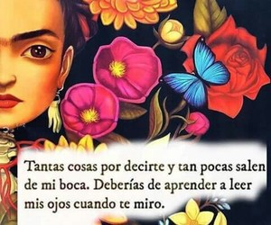 frases, feelings, and frida kahlo image