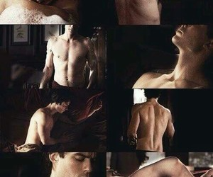 beautiful, demon salvatore, and love image