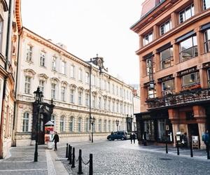 city, europe, and prag image