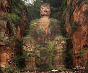 Buddha, earth, and travel image