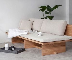 bed, couch, and daybed image