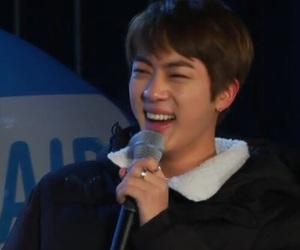 jin and kim seokjin image