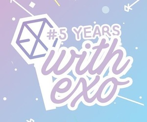exo, kpop, and exol image