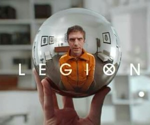 dan stevens, Marvel, and legion image