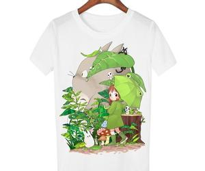 animation, shirt, and totoro image