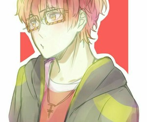 707, mystic messenger, and otome game image