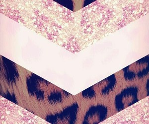 animal print, background, and girly image