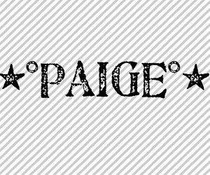gray, heart, and paige image